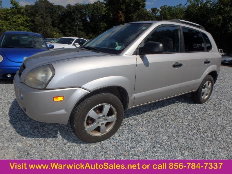 2005 Hyundai Tucson 5500