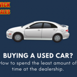 Quickly buy a used car